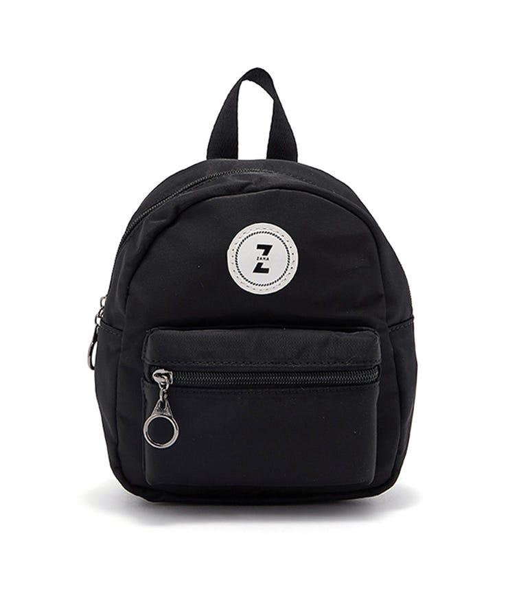 CCC Detachable Straps Backpack - Black