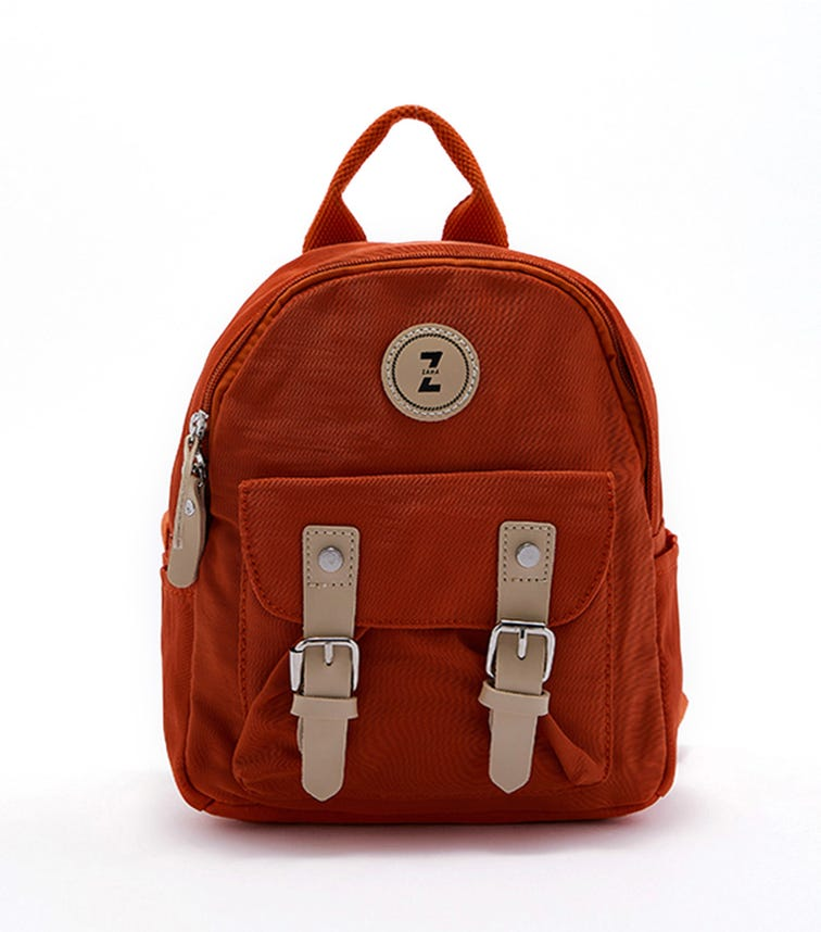 CCC Spacious Backpack - Orange