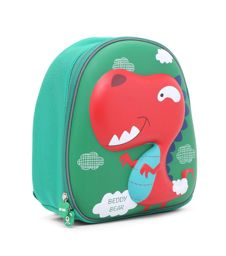 CCC Graphic Beddy Bear Backpack - Green
