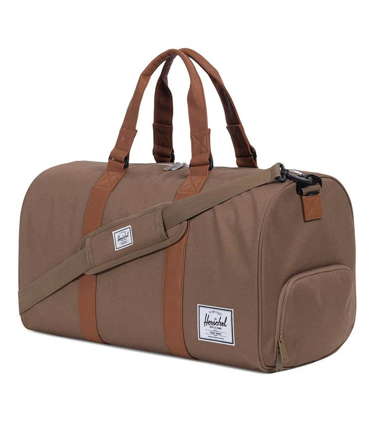 HERSCHEL Novel Cub Duffle Bag - Tan