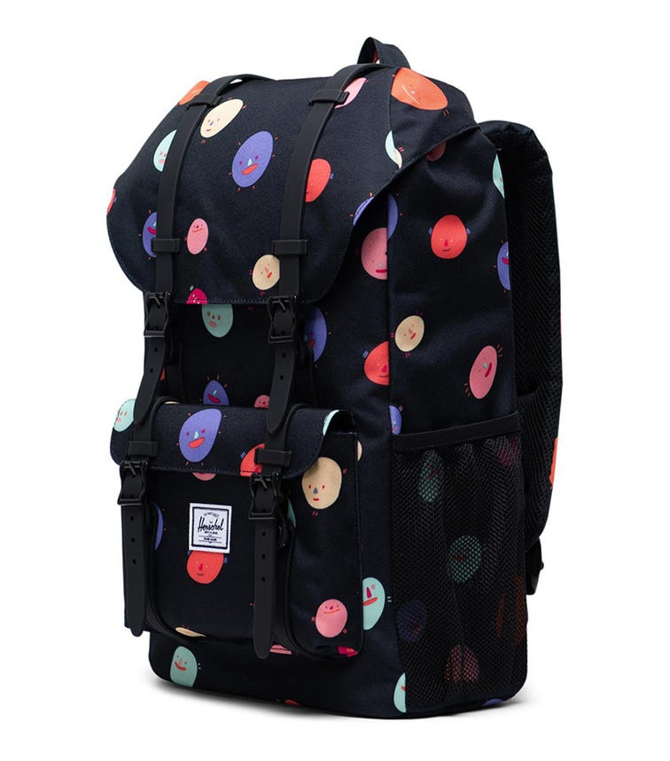 HERSCHEL Little America Youth Children's Backpack - Polka People
