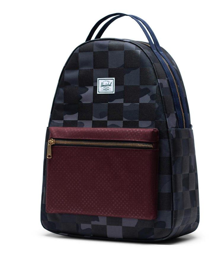 HERSCHEL Nova Mid-Volume Bag - Night Camo Checker