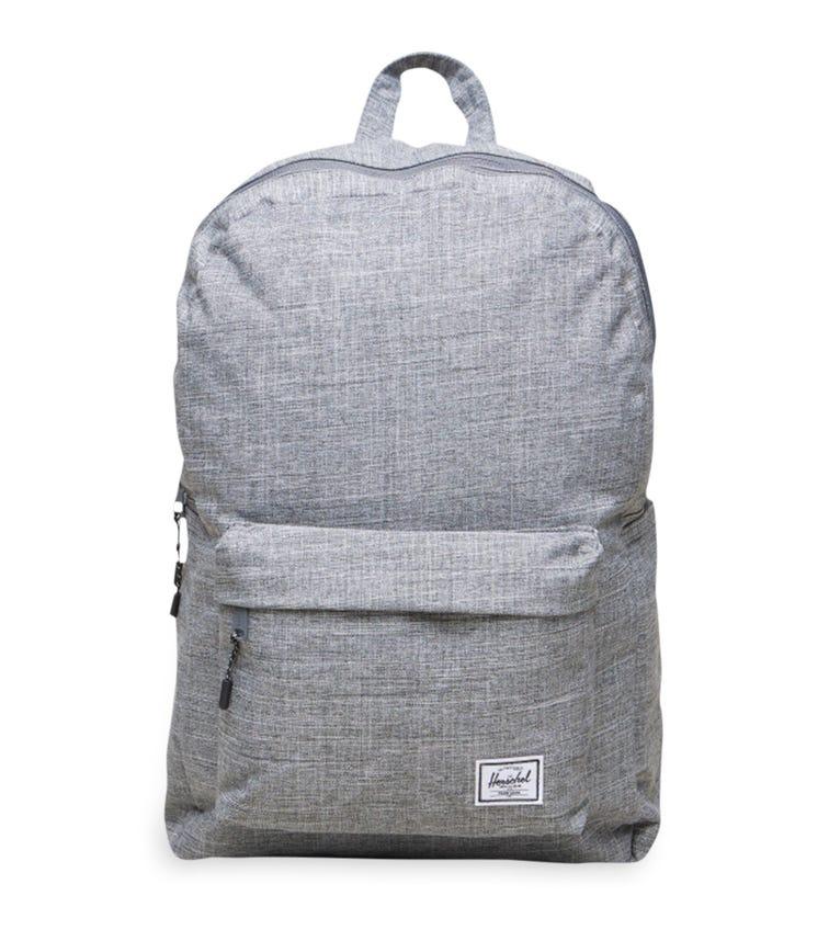 HERSCHEL Classic Pro Backpack - Raven Crosshatch