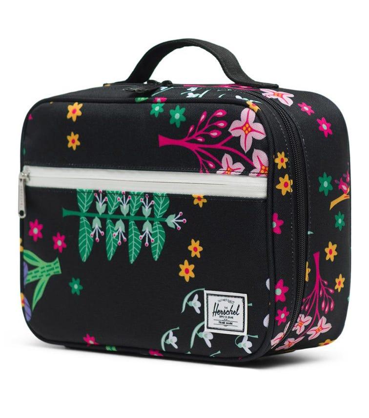 HERSCHEL Pop Quiz Lunch Box - Sunny Floral
