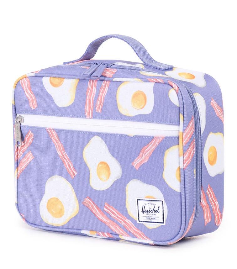 HERSCHEL Pop Quiz Lunch Box - Bacon Eggs