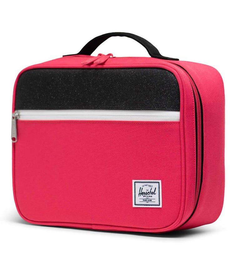 HERSCHEL Pop Quiz Lunch Box - Rouge Red