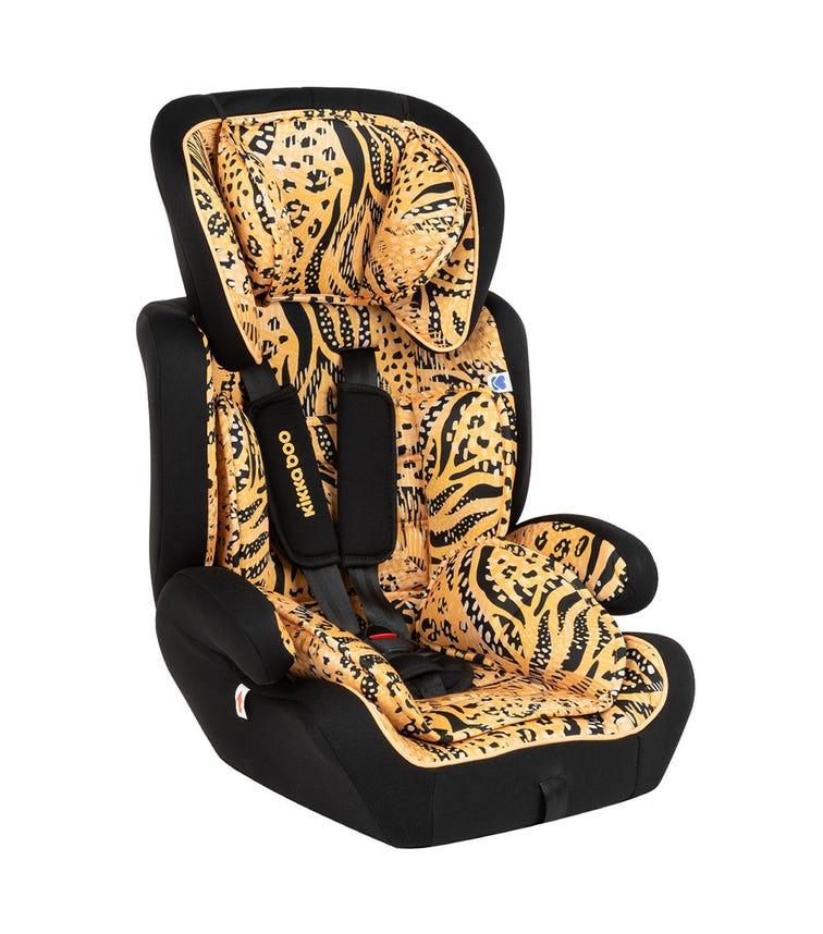 KIKKABOO Joyride Car Seat Group 1/2/3 (9-36 KG) - Yellow