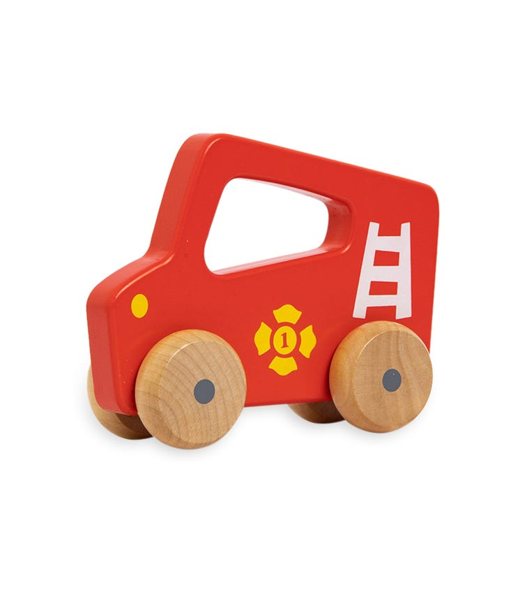 JOUECO Wooden Cars (Assorted)