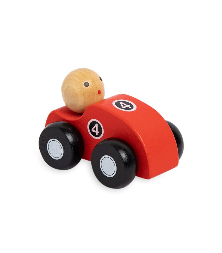 JOUECO Wooden Cars In Display (Assorted)