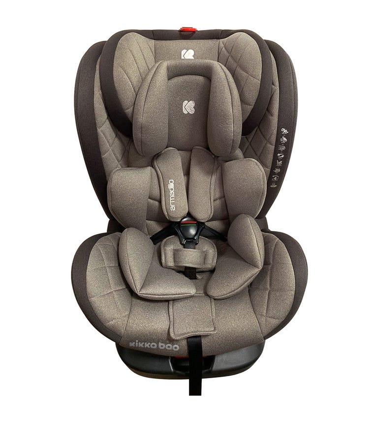 KIKKABOO Car Seat 0-1-2-3 (0-36 KG) Armadillo - Beige