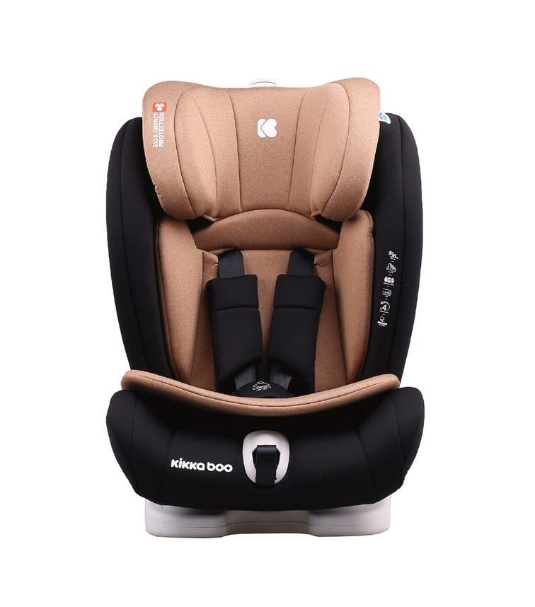 KIKKABOO Car Seat 1-2-3 (9-36 KG) Viaggio - Beige