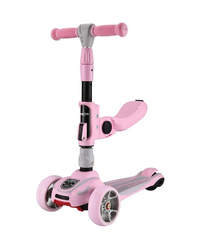 KIKKABOO Scooter Roadster 3-In-1 2020 - Pink