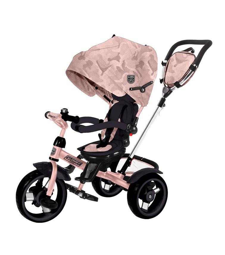 KIKKABOO Tricycle 2020 - Pink Camouflage