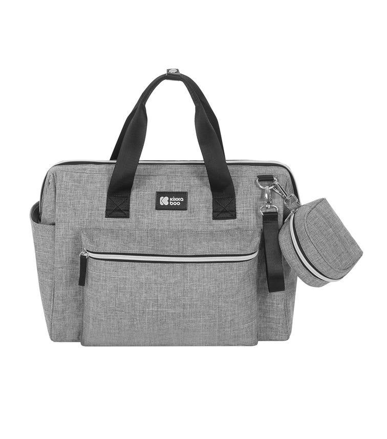 KIKKABOO Mama Bag Maxi - Grey