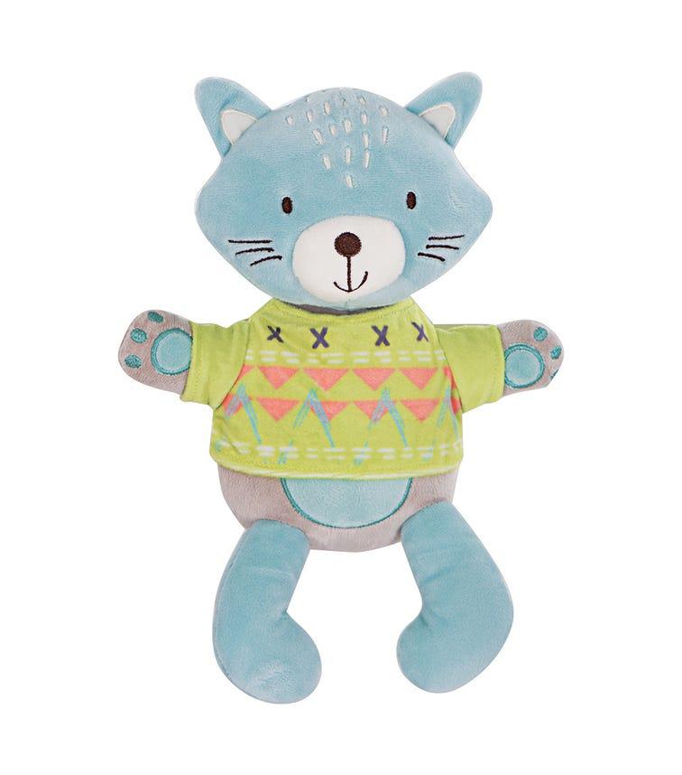 KIKKABOO Cat Plush Toy