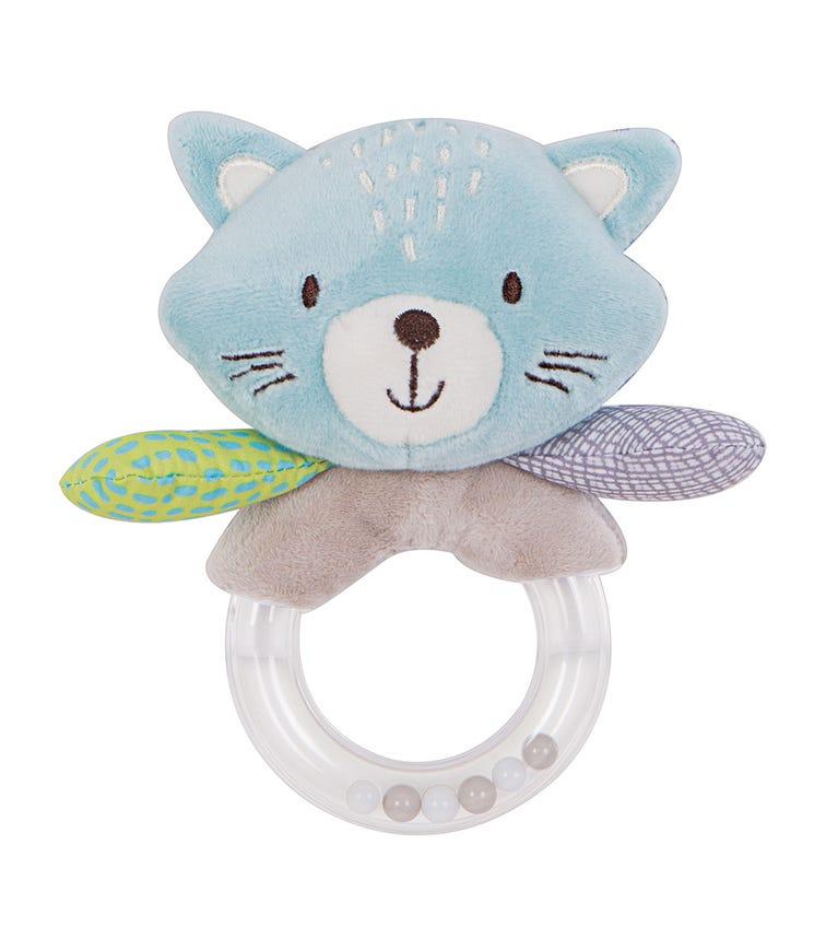 KIKKABOO Cat Rattle
