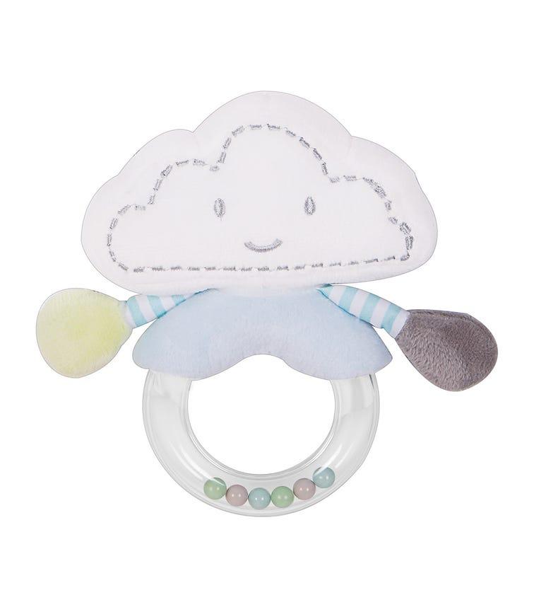 KIKKABOO Cloud Rattle