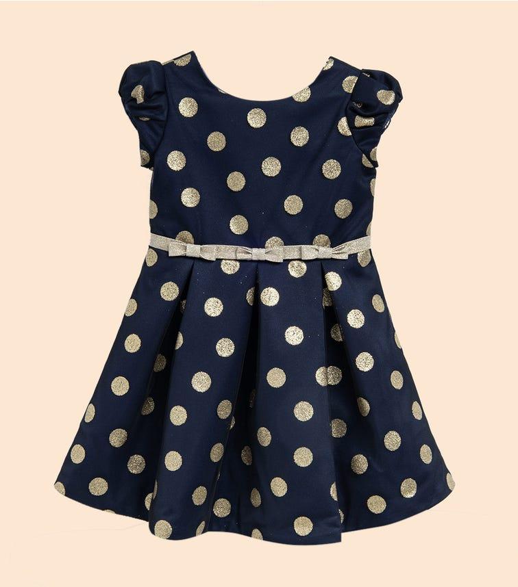 CHOUPETTE Golden Dots Dress