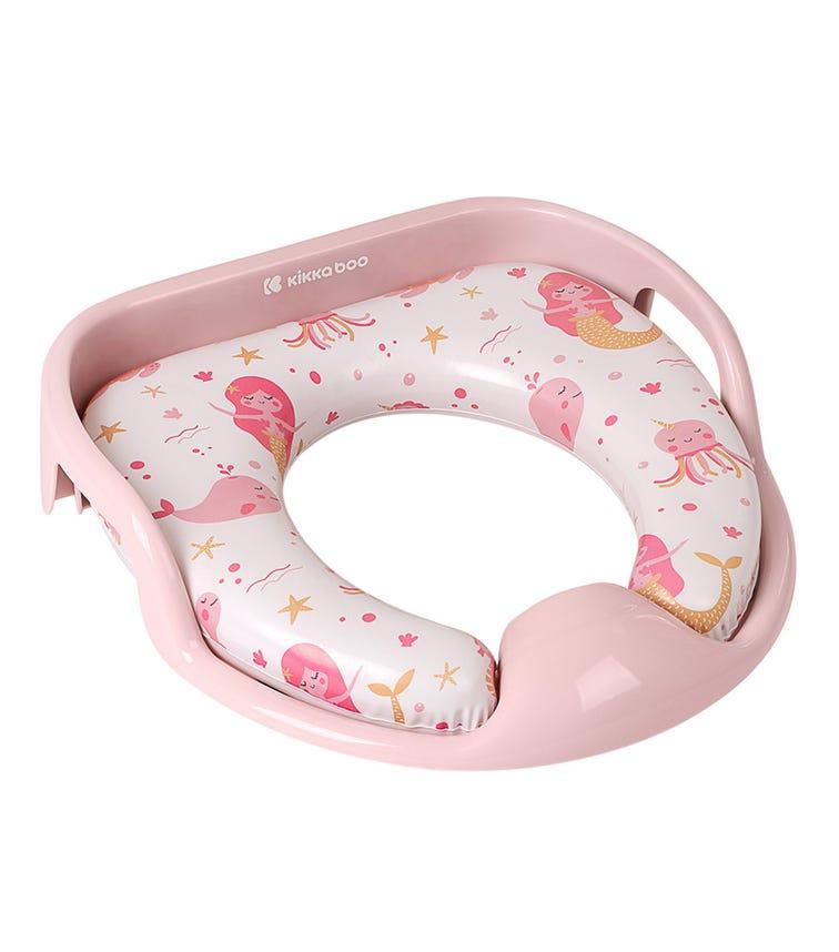 KIKKABOO Toilet Seat Sea World - Pink