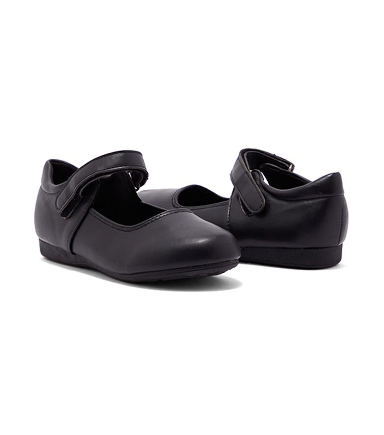 CCC Back To School Girls Shoes -  Velcro Ankle Strap
