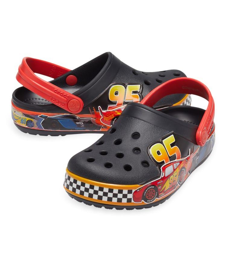CROCS Kids' Crocs Fun Lab Disney and Pixar Cars Band Clog