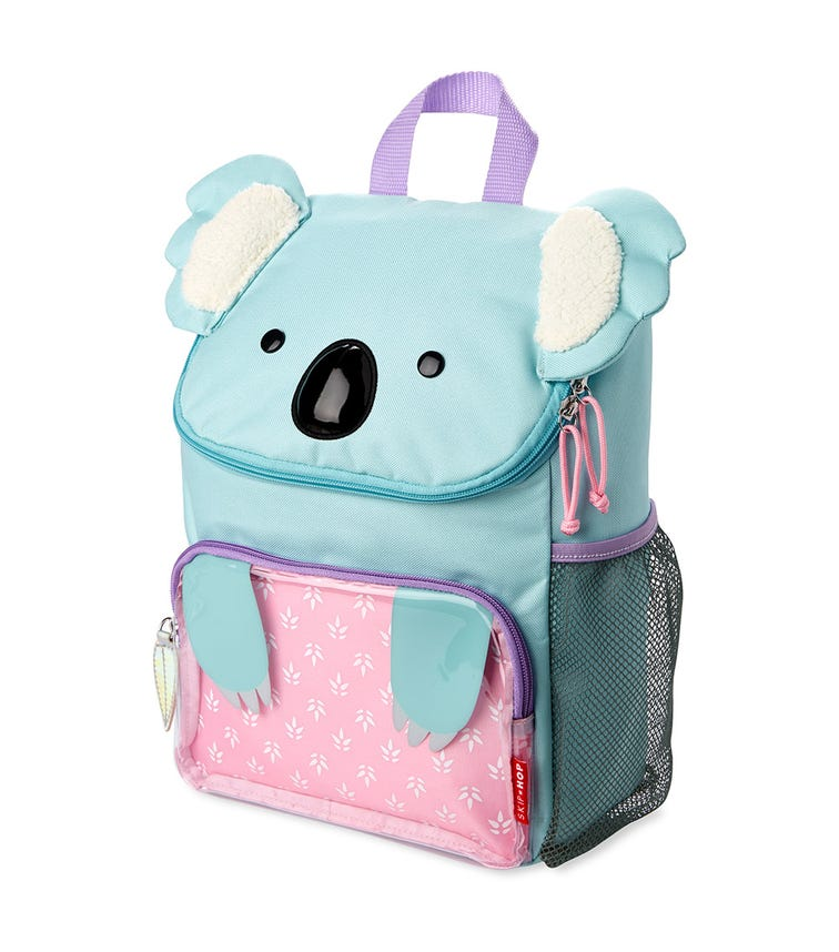 SKIP HOP Zoo Big Backpack - Koala