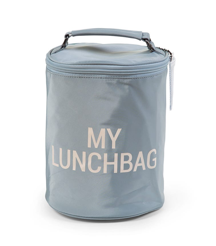CHILDHOME My Lunch Bag - Grey Off White