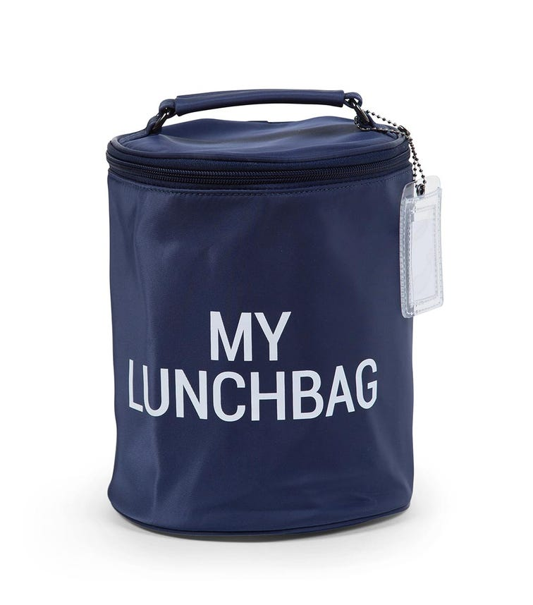 CHILDHOME My Lunch Bag - Navy White