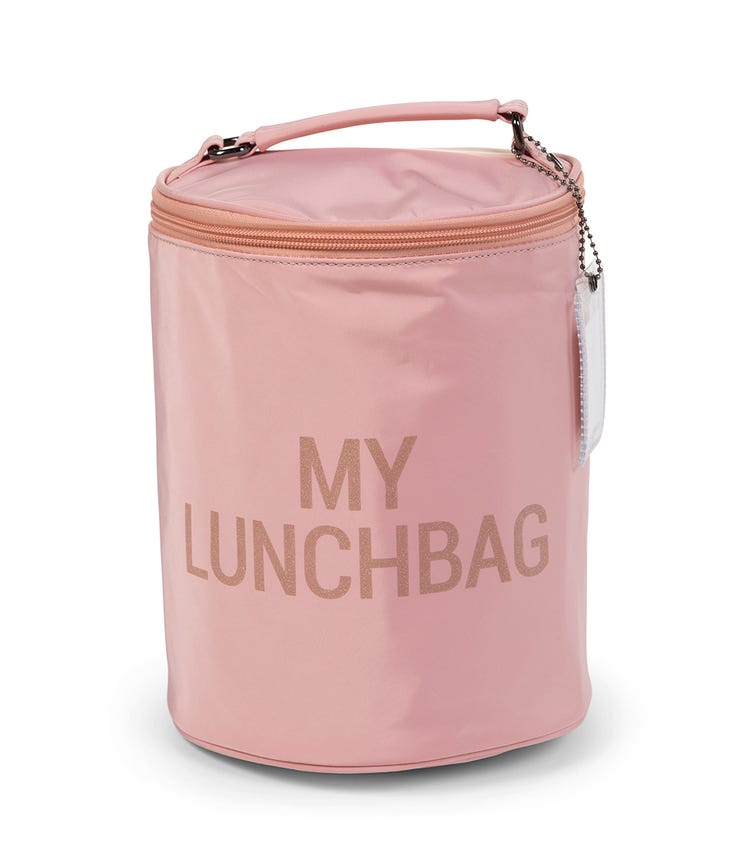 CHILDHOME My Lunch Bag - Pink Copper