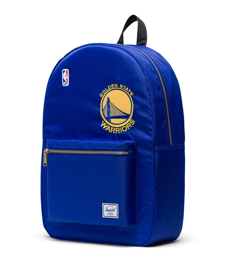 HERSCHEL Settlement Backpack - Blue Golden State Warriors