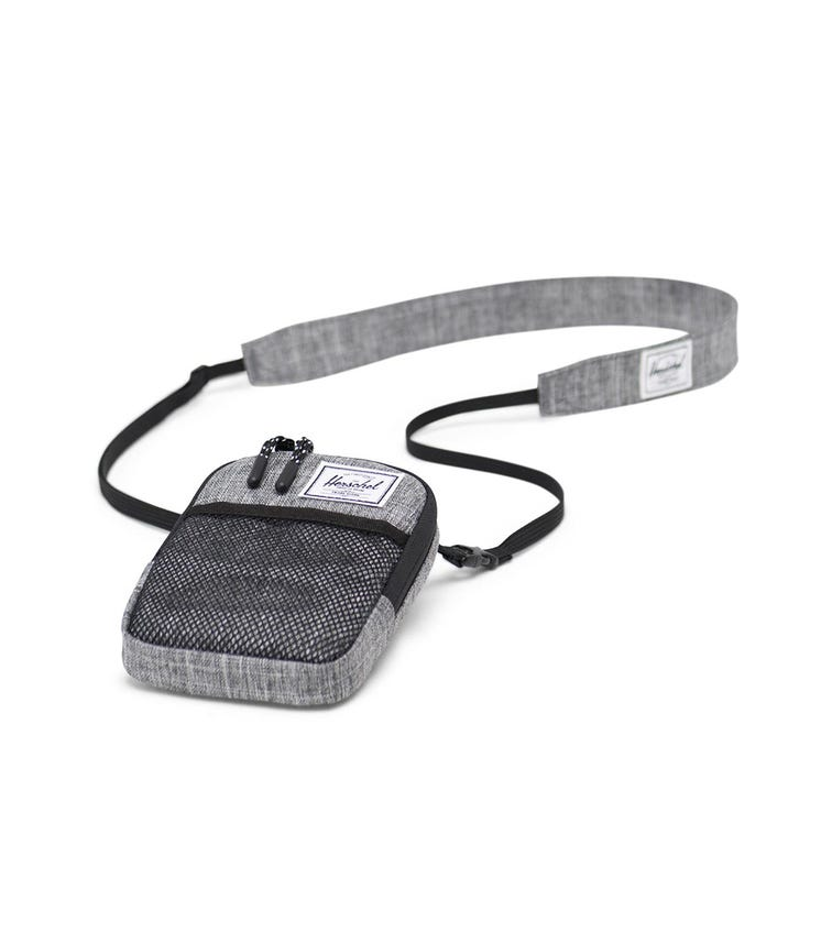 HERSCHEL Sinclair Small Crossbody Bag - Raven Crosshatch