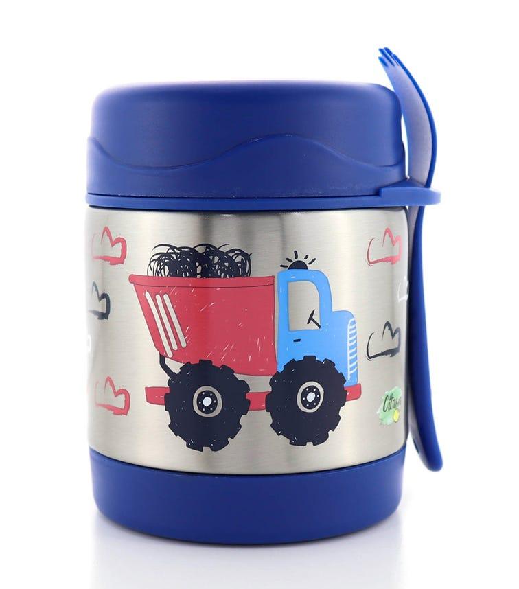 CITRON Food Jar - Truck