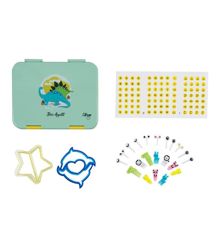 CITRON Lunch Box - Dino