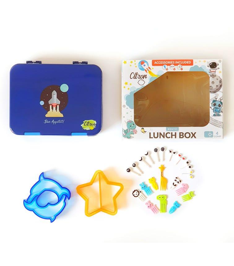 CITRON Lunch Box - Spaceship