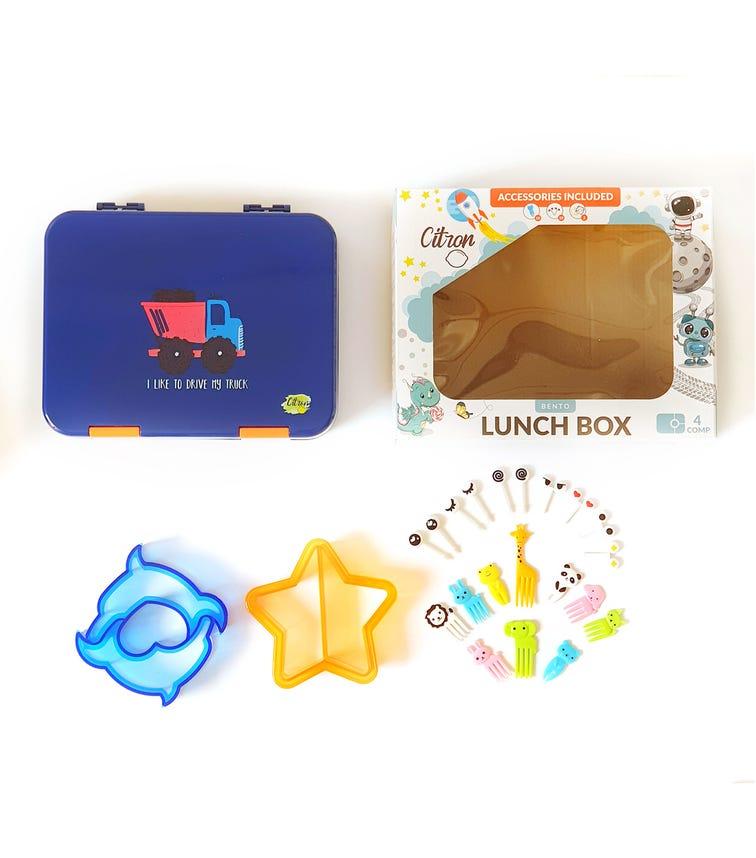 CITRON Lunch Box - Truck