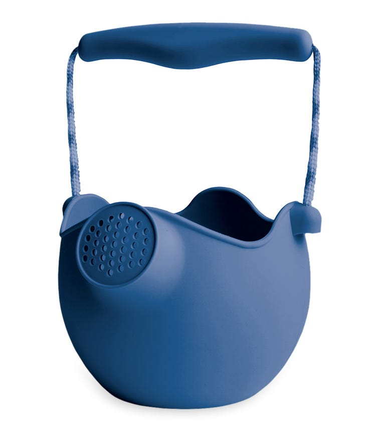 SCRUNCH Watering Cans  - Midnight Blue
