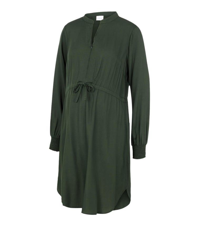 MAMALICIOUS Woven Nursing Dress