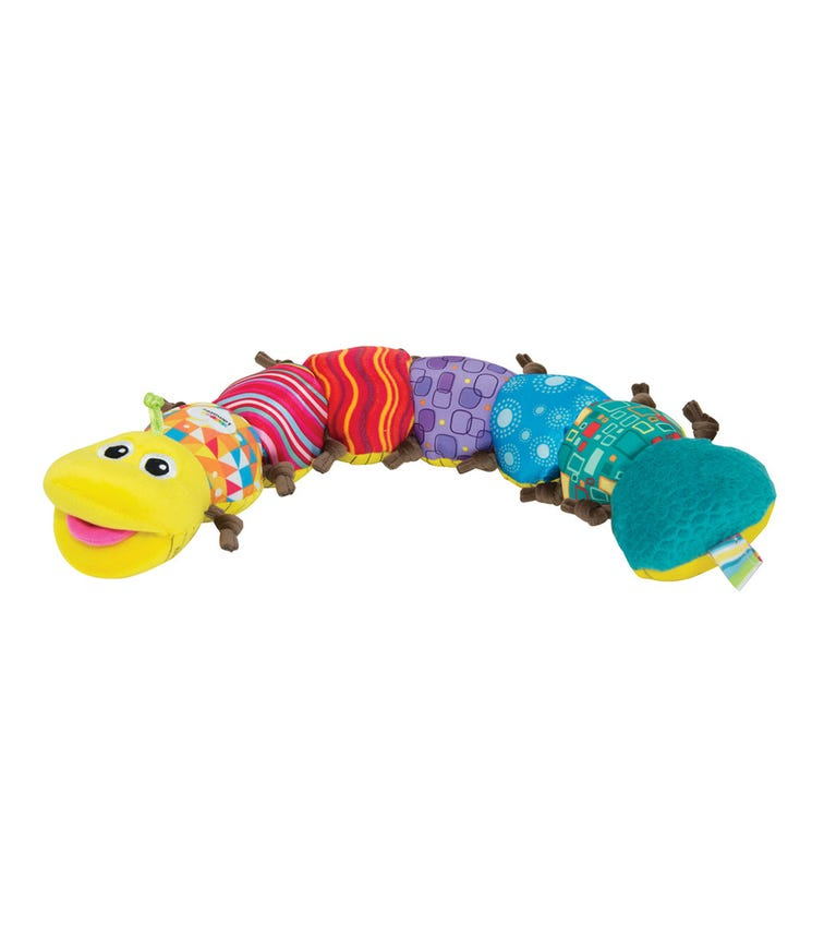 LAMAZE Tomy The Multi-Colour Musical Inchworm (Assorted)