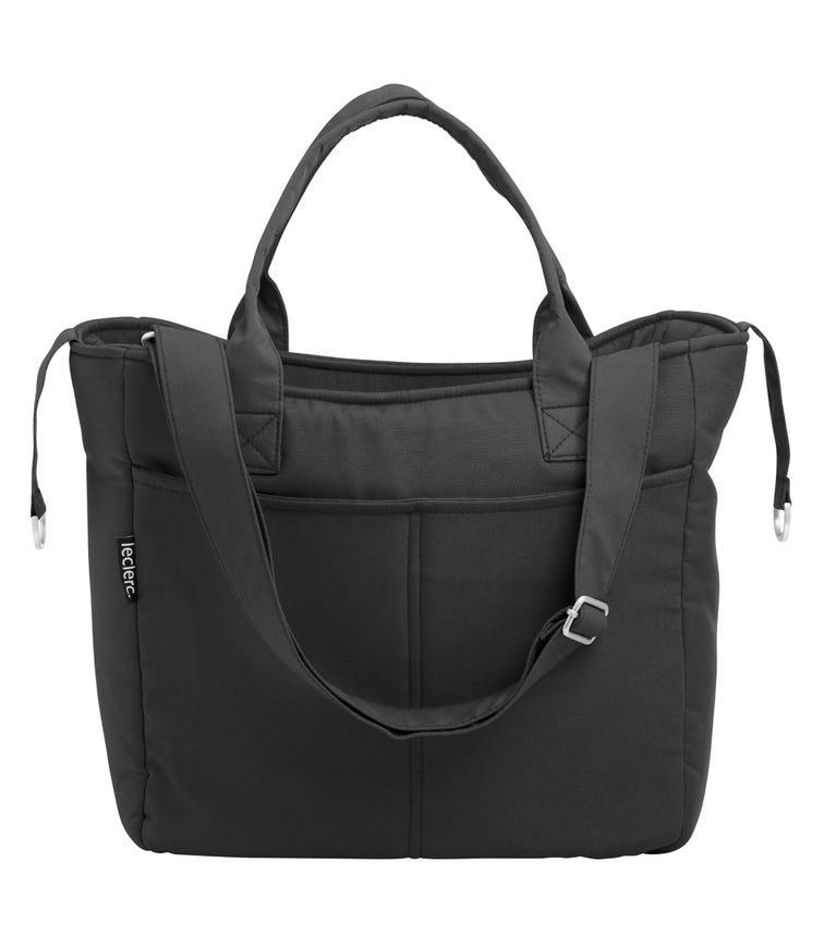 LECLERC Diaperm Bag - Black