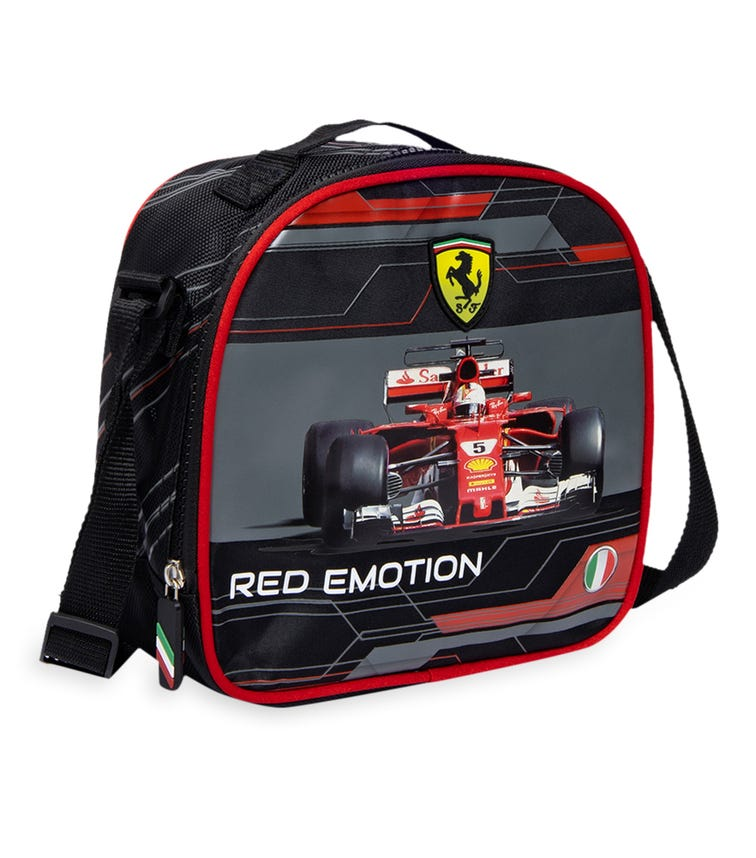 FERRARI Be Fast To Be 1st Lunch Bag