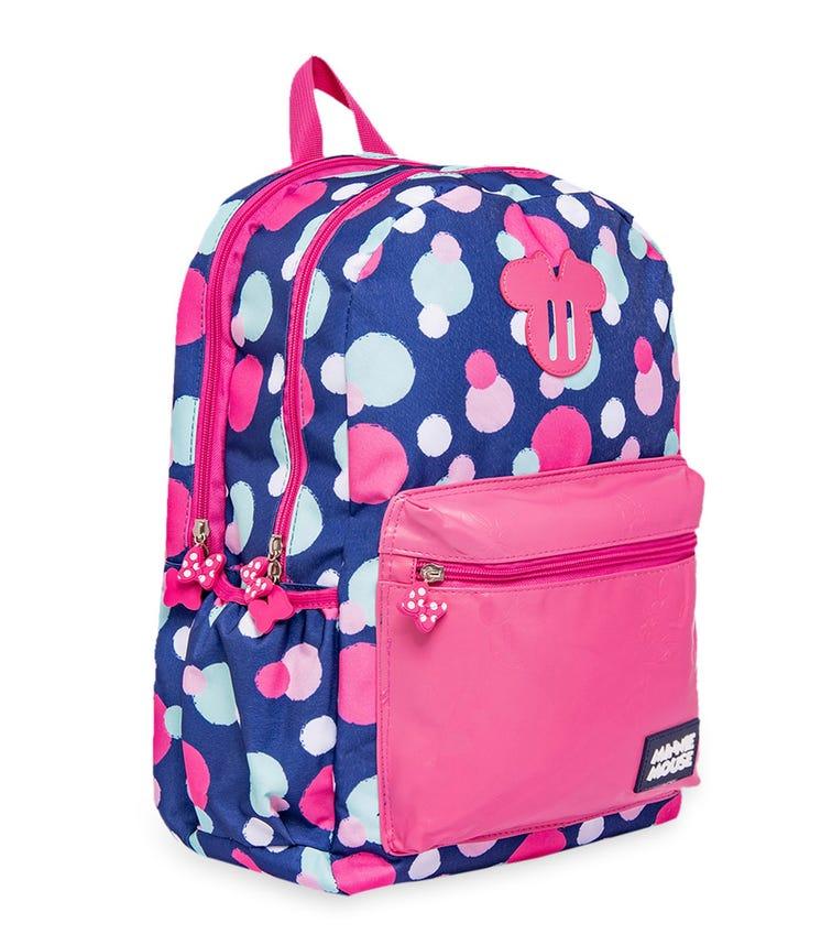 MINNIE Polka Dot Backpack