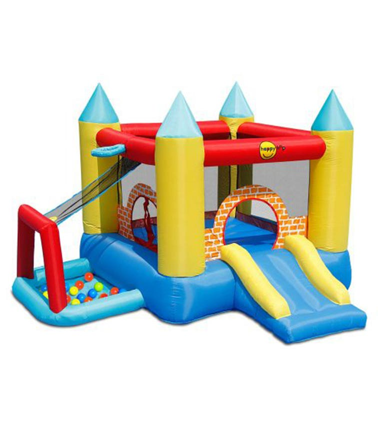 HAPPY HOP 4-In-1 Play Center (300 x 280 x 210 CM)