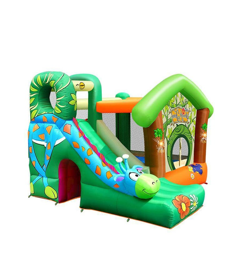 HAPPY HOP Jungle Fun Play Center (350 x 340 x 245 CM)