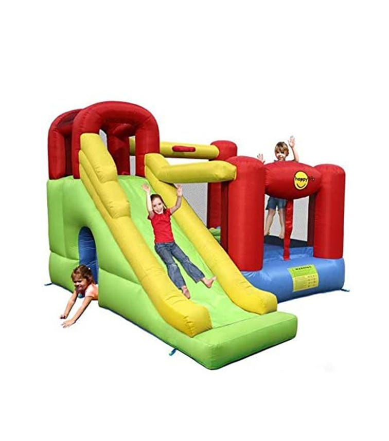 HAPPY HOP 6-In-1 Inflatable Playcenter For Kids (300 x 360 x 245 CM)