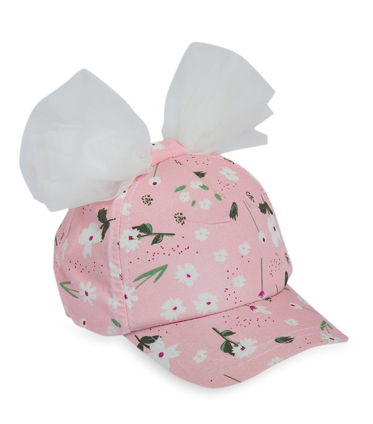PIXY LOVE Floral Amy Hat