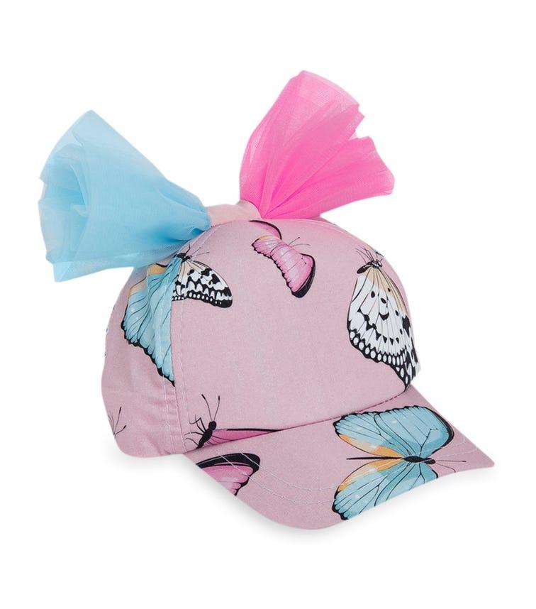 PIXY LOVE Butterfly-Pastels Amy Hat