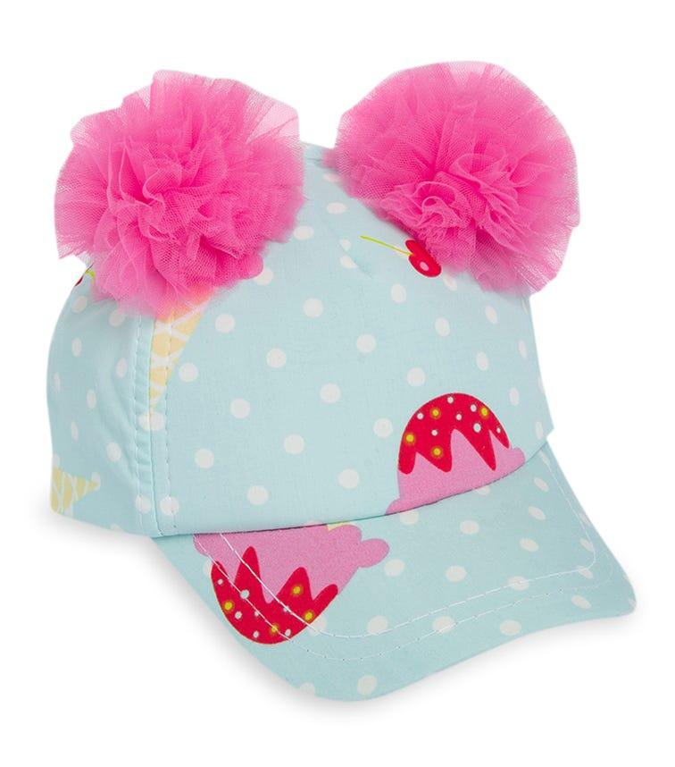 PIXY LOVE Ice Cream Amy Hat
