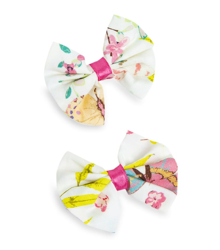 PIXY LOVE 2-Pack Spring Clips