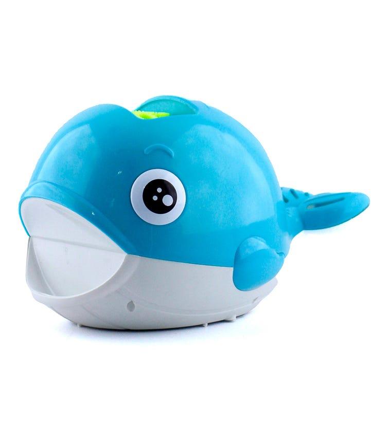 WANNA BUBBLES Deluxe Mega Whale Bubble Machine