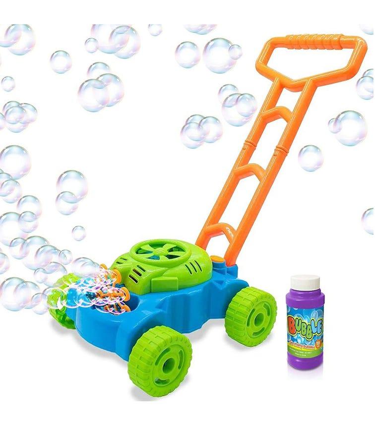 WANNA BUBBLES Mega Mower Bubble Machine
